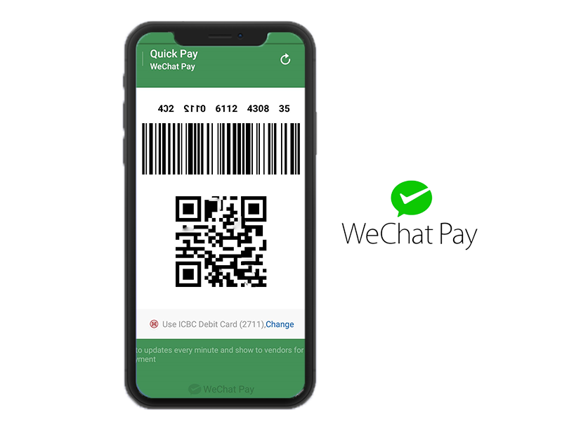 Chinese Mobile Payments Service Wechat Pay